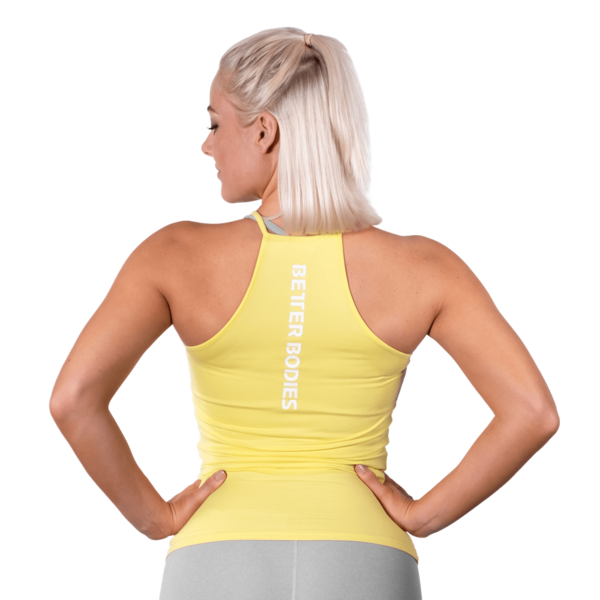 Better Bodies Tielko Performance Lemon Yellow - 2