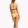 Tommy Hilfiger Cheeky String Side Plavky Yellow Spodní Diel, S - 2/3