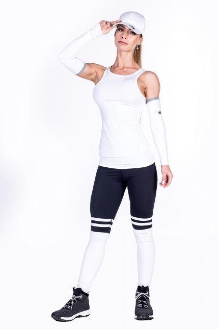 Nebbia Fitness Tílko 268 Biele, M - 2