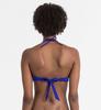 Calvin Klein Plavky NYC Bandeau Modré Vrchní Diel, M - 2/3
