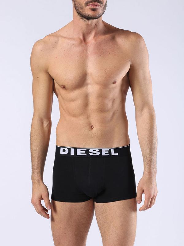 Diesel 2Pack Boxerky Čierne & Biele, XXL - 2