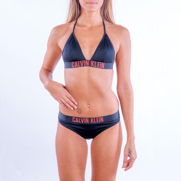 Calvin Klein Plavky Intense Power Čierne Spodný Diel, M - 2