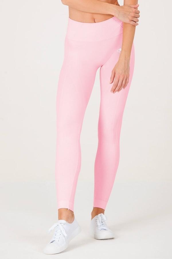 GoldBee Legíny BeSeamless Candy Pink, M - 2