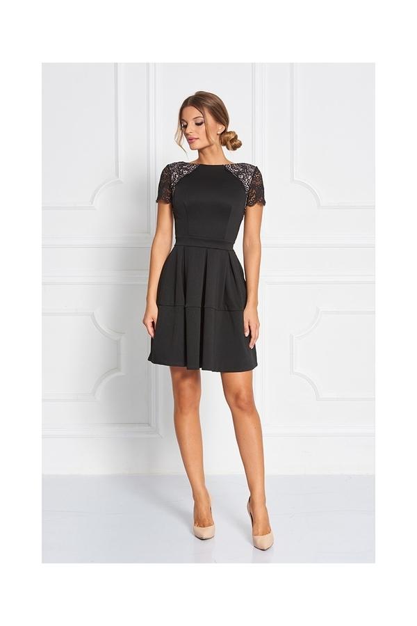 Sugarbird Dress Sarina Black, S - 2