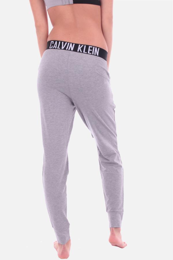 Calvin Klein Tepláky Knee Cut Sivé, S - 2