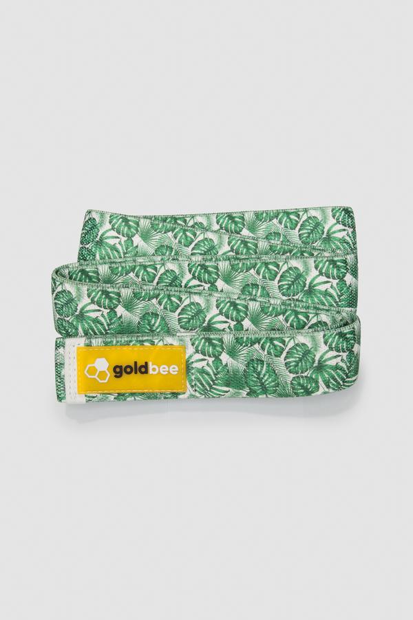 GoldBee Textilná Odporová Guma Dlhá - Jungle, L - 2