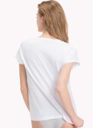 Tommy Hilfiger Women´s Pyjama Top White, M - 2