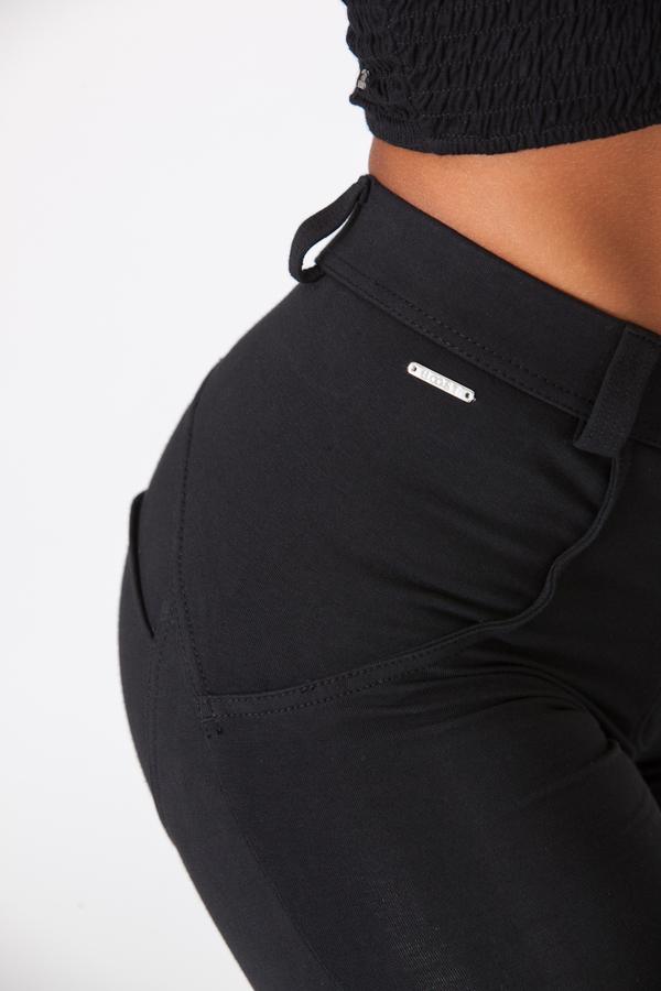 Boost Pants Mid Waist Black, XS - 2