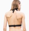 Calvin Klein Plavky Core Icon Triangle Black Vrchní Diel, L - 2/4