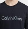 Calvin Klein Tričko S Dlhými Rukávmi Čierné - 3/3