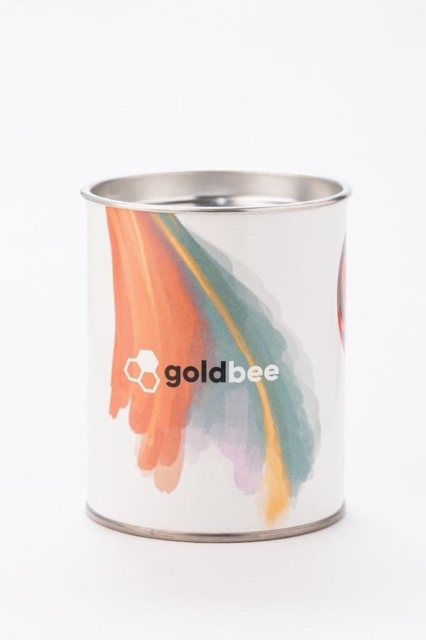 GoldBee BeBooty Modrý Přeliv - 3