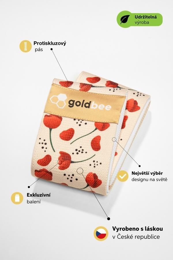 GoldBee BeBooty Vlčí Mák - 3