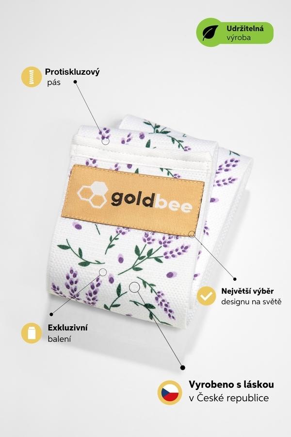GoldBee BeBooty Levandulová - 3