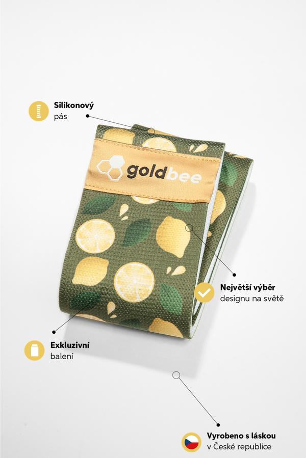 GoldBee BeBooty Citronáda CZ, M - 3