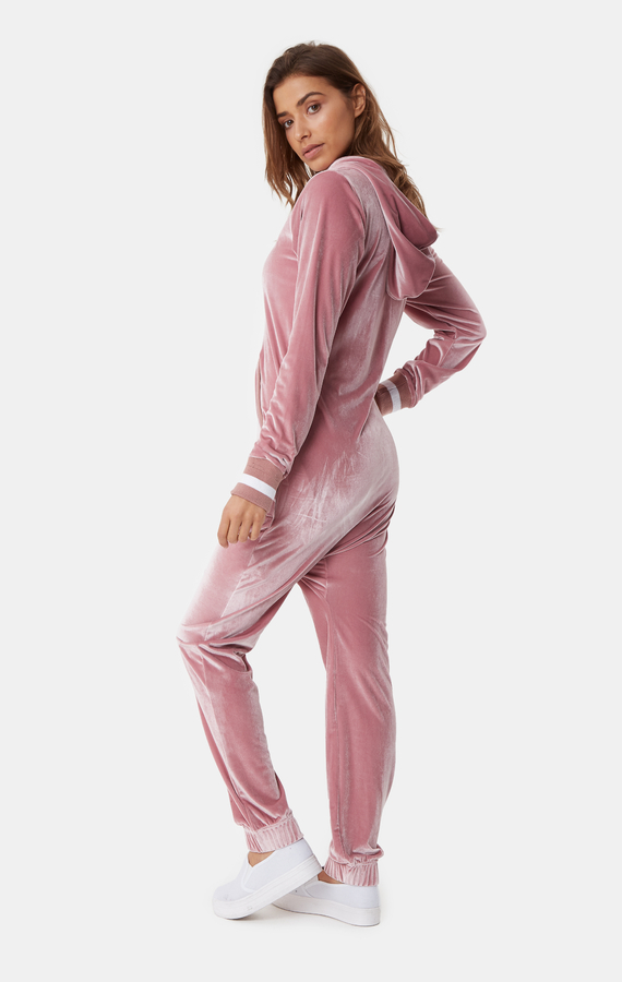 OnePiece Original Velour Faded Pink, M - 3