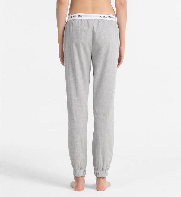 Calvin Klein Sweatpants Sivé, L - 3