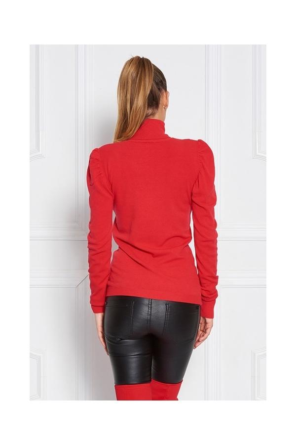 Sugarbird Sweater Marta Red - 3