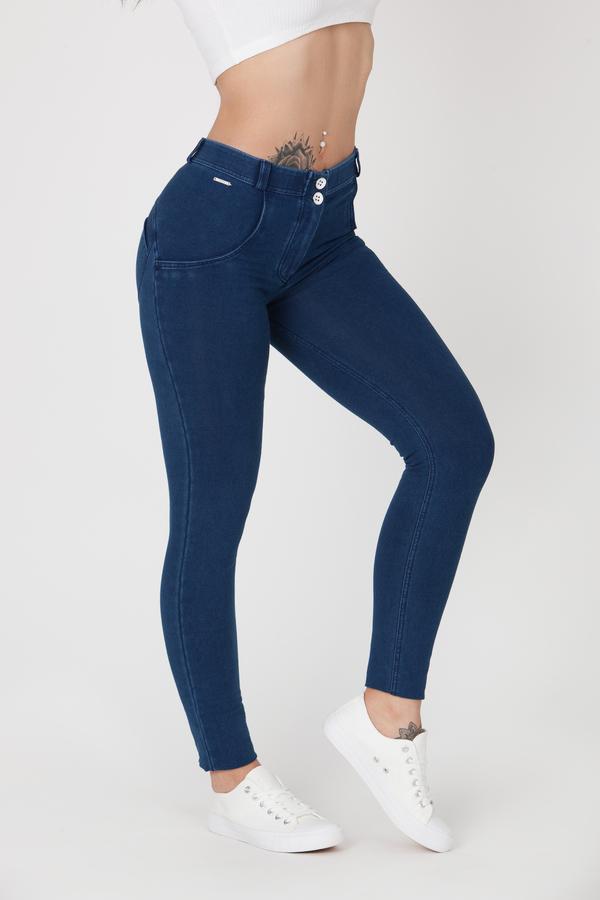 Boost Jeans Mid Waist Dark Blue Predobjednávka, XL - 3