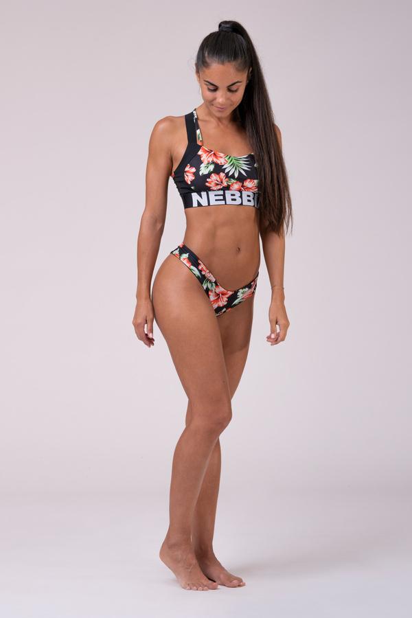 Nebbia Brazilky 808 Aloha Babe - Černé - 3
