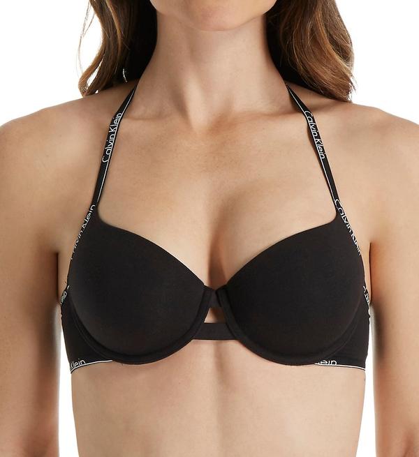 Calvin Klein Podprsenka Balconette Black - 3