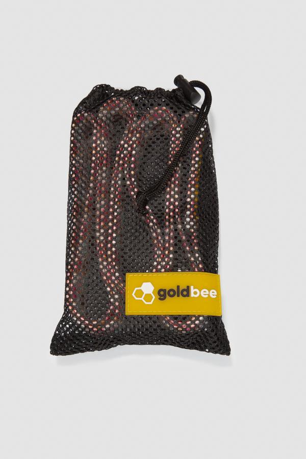 GoldBee Textilná Odporová Guma Dlhá - Donuts - 3