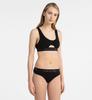 Calvin Klein Podprsenka Bralette Body Čierna S Prierezom, S - 3/3