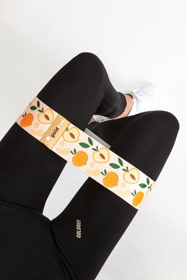GoldBee BeBooty Peach, M - 3