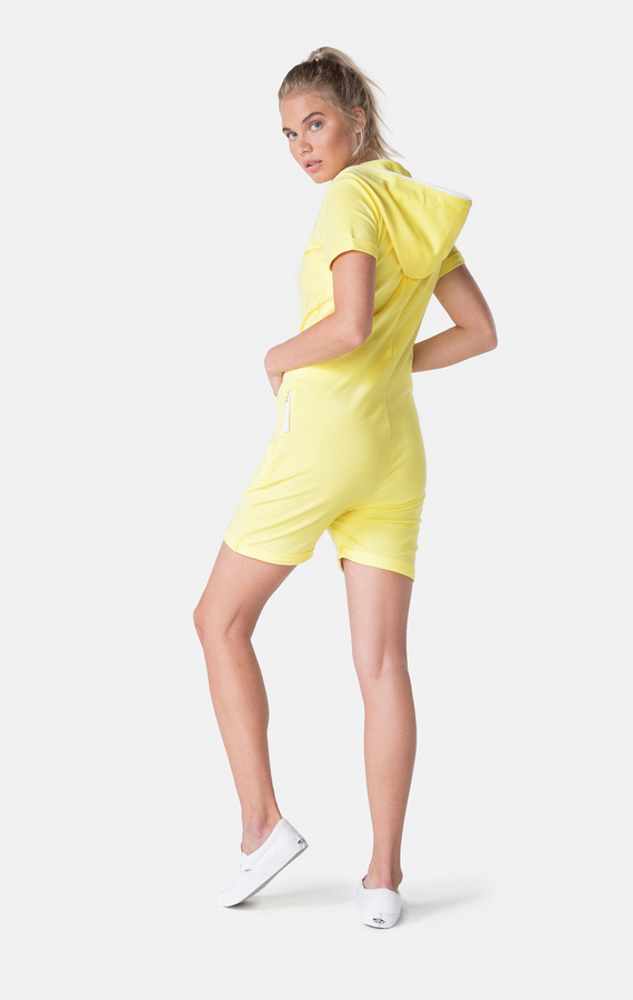 OnePiece Fitted Short Soft Yellow - 3