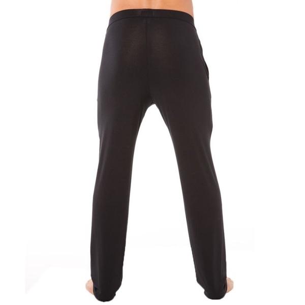 Calvin Klein Pánske Nohavice Na Doma Čierne, L - 3