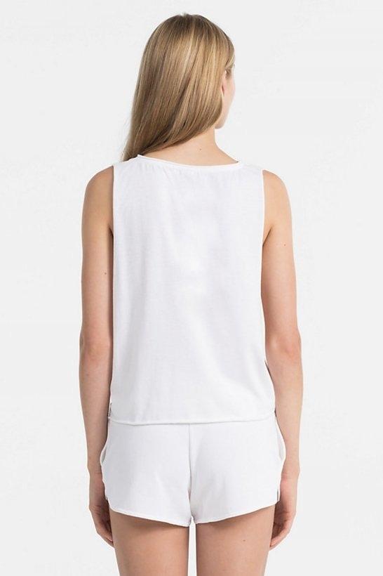 Calvin Klein Tielko NYC Biele, S - 3