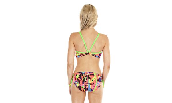 Funkita Plavky Pink Stig Spodni Diel, L - 3