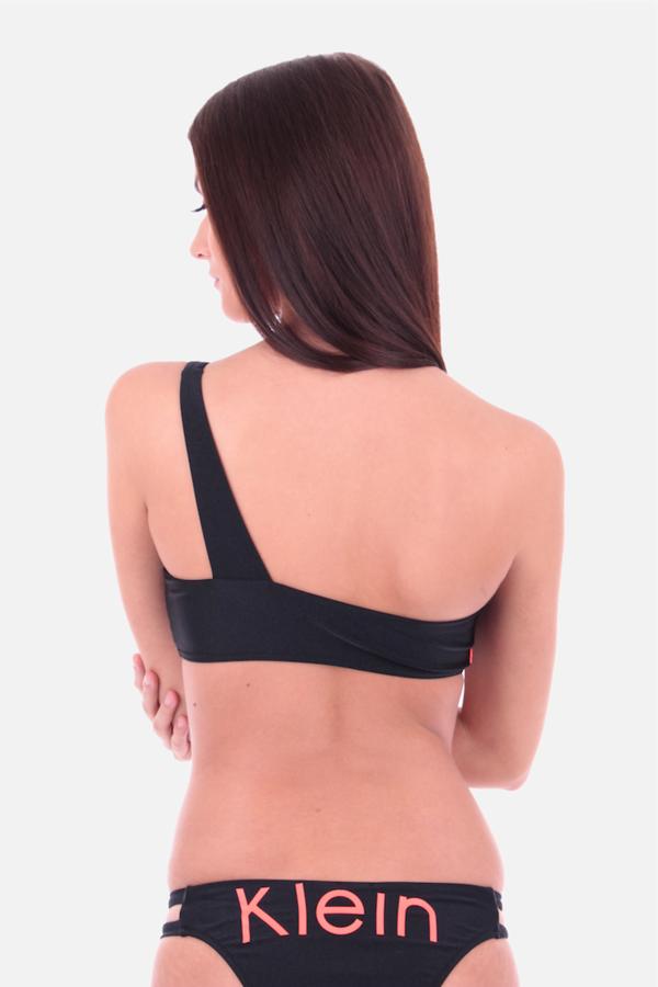 Calvin Klein Cheeky Bikini Plavky Black Spodní Diel, XS - 3