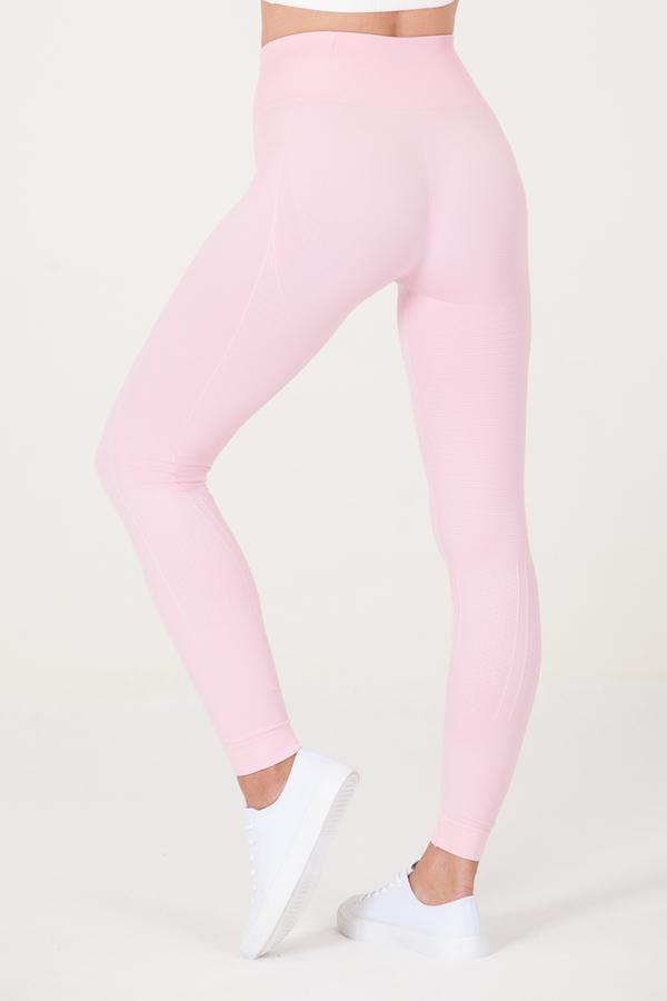 GoldBee Legíny BeSeamless Candy Pink, XS - 3