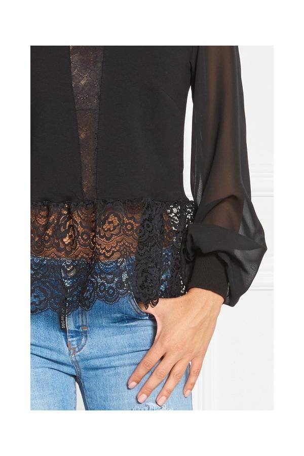 Sugarbird Bloor Shirt Black, XS - 3