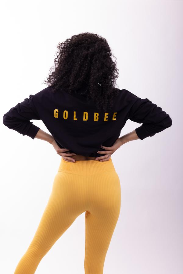 GoldBee Mikina Street Black, XL - 3