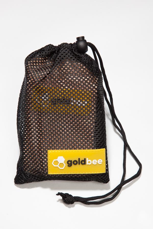 GoldBee Textilná Odporová Guma Marhuľová, M - 3