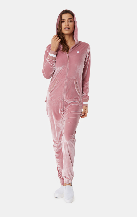 OnePiece Original Velour Faded Pink, M - 4