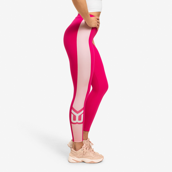 Better Bodies Legíny Chrystie Hot Pink, S - 4