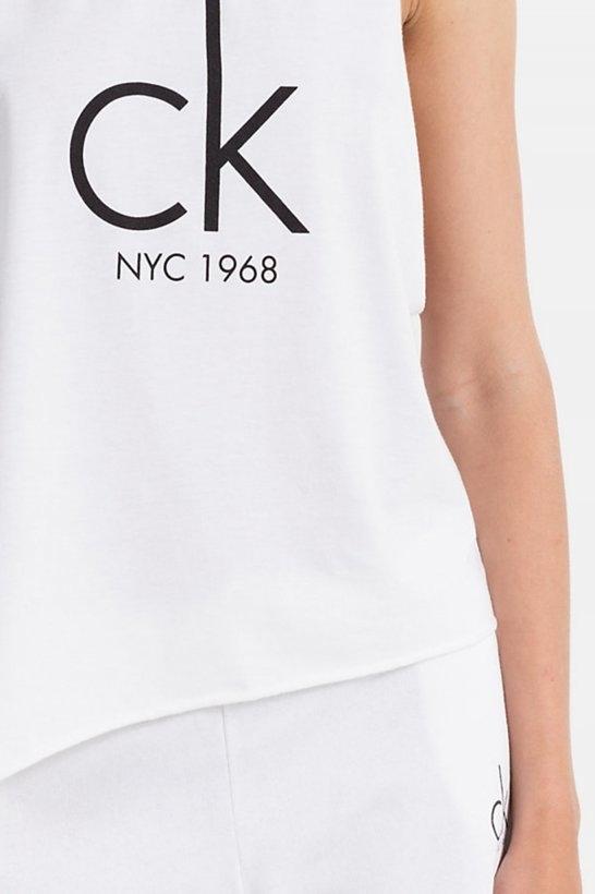 Calvin Klein Tielko NYC Biele, S - 4