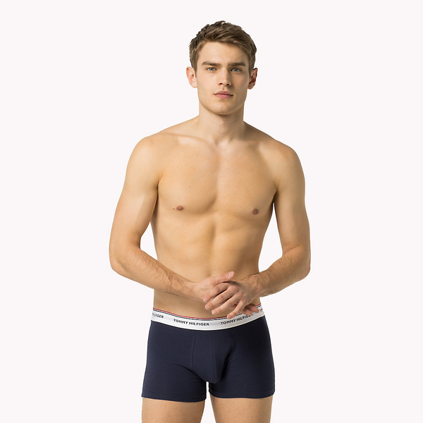 Tommy Hilfiger 3Pack Boxerky, S - 4