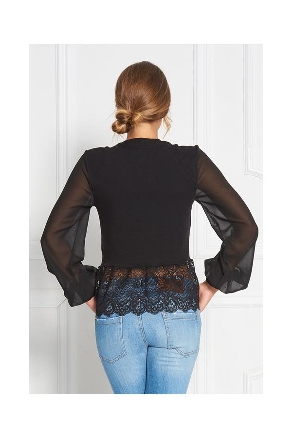 Sugarbird Bloor Shirt Black, XS - 4