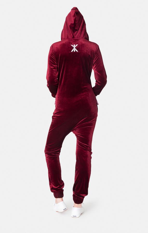 OnePiece Original Velour Red, M - 4