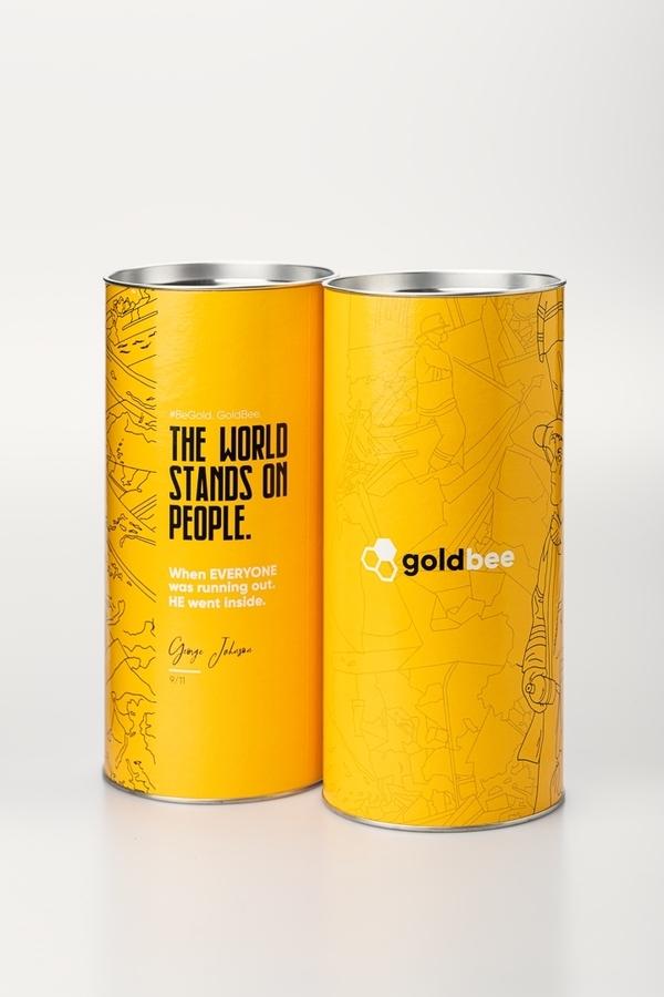 GoldBee Legíny BeSeamless Lime - 5