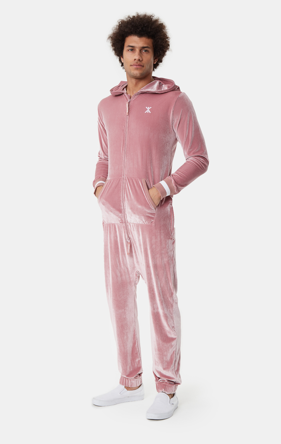 OnePiece Original Velour Faded Pink, M - 5