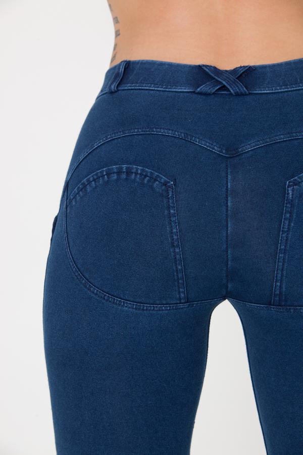Boost Jeans Mid Waist Dark Blue Predobjednávka, XL - 5