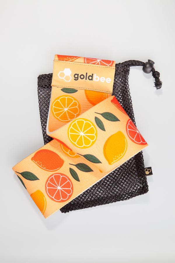 GoldBee BeBooty Orange, S - 5