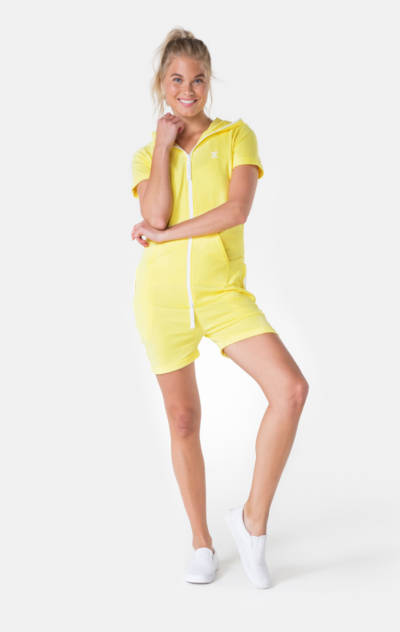 OnePiece Fitted Short Soft Yellow - 5