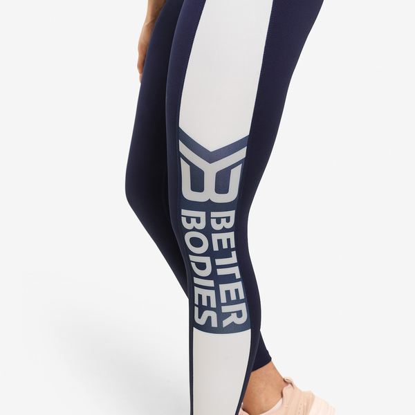 Better Bodies Legíny Chrystie Dark Navy - 5