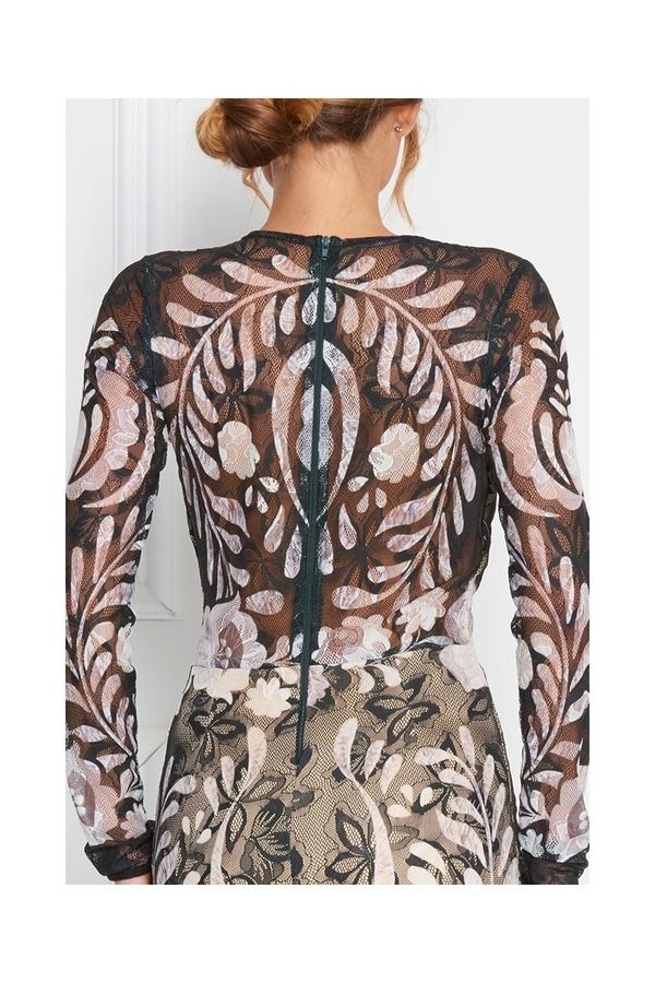 Sugarbird Tess Lace Dress, S - 5