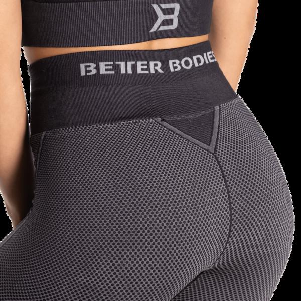Better Boddies Legíny Roxy Grey, XS - 5